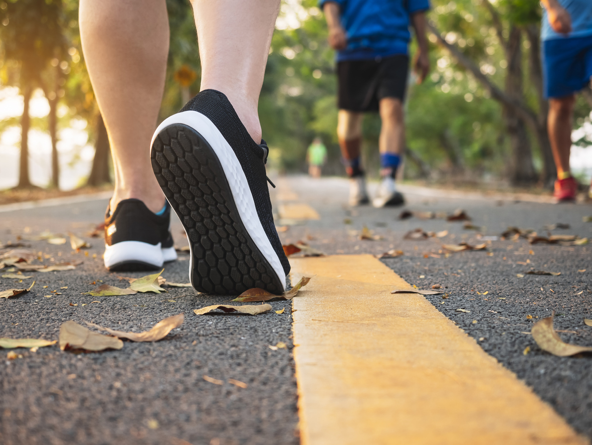 Light exercise like speed walking can help with fibromyalgia symptoms